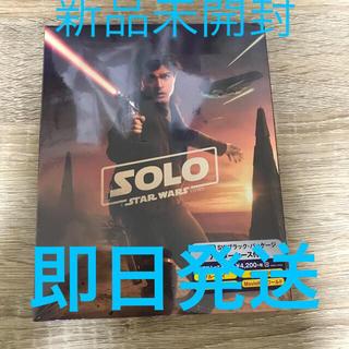 Disney - ハン・ソロ/スター・ウォーズ・ストーリー MovieNEX(初回版) Blu-r