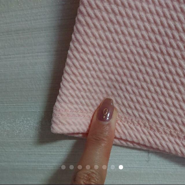 CECIL McBEE(セシルマクビー)の【CECIL Mc BEE】新品タグ付き バッククロス トップス ブラウス レディースのトップス(カットソー(半袖/袖なし))の商品写真