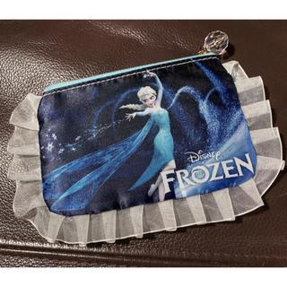 Disney - アナと雪の女王 ポーチ