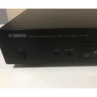ヤマハ(ヤマハ)のYAMAHA・ネットワークCDプレーヤー!モデル・CD-N301!(アンプ)