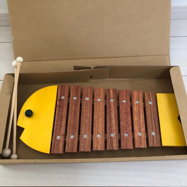 BorneLund(ボーネルンド)のborneLund 木琴 キッズ/ベビー/マタニティのおもちゃ(楽器のおもちゃ)の商品写真