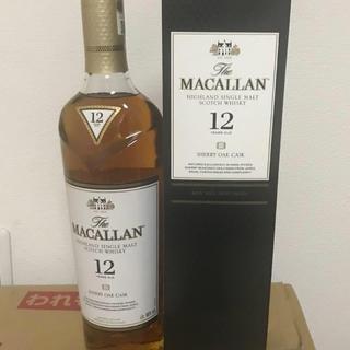 マッカラン12年(ウイスキー)