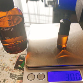 イソップ(Aesop)のAesop タシット 遮光瓶 3ml(ユニセックス)