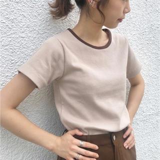 Kastane - カスタネ 新品リブTシャツ☆