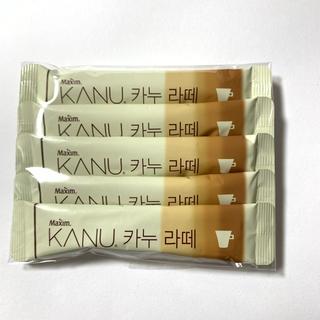 KANU カヌラテ  ダブルショットラテ 10本セット