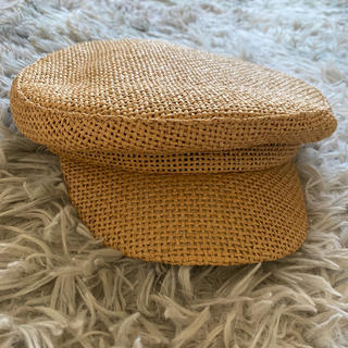 ZARA - ZARA 帽子 キャスケット