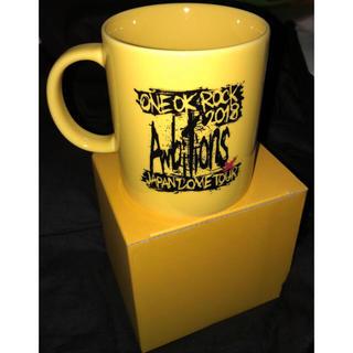 ワンオクロック(ONE OK ROCK)の【完売品】ONE OK ROCK 公式マグカップ oneokrock ワンオク(ミュージシャン)