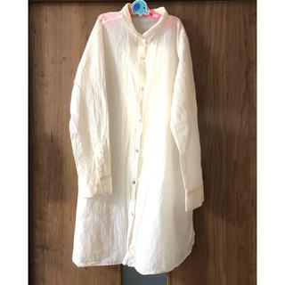 エヴァムエヴァ(evam eva)のevam eva linen long shirt(シャツ/ブラウス(長袖/七分))