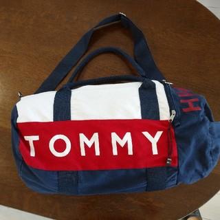 トミーヒルフィガー(TOMMY HILFIGER)のトミーヒルフィガーボストンバッグ紺色(ボストンバッグ)