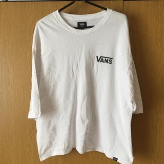 ヴァンズ(VANS)のバンズ  リメイクティーシャツ(Tシャツ(半袖/袖なし))