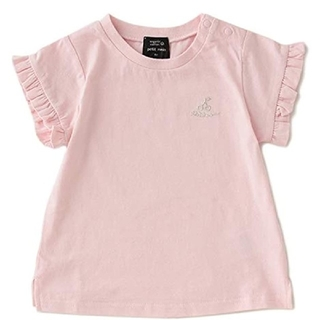 petit main - 新品 petit main プティマイン 袖フレアTシャツ 110