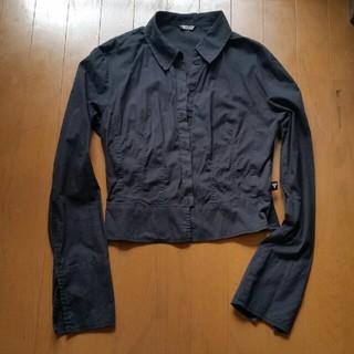 ゲス(GUESS)のワイシャツ レディース Mサイズ(シャツ/ブラウス(長袖/七分))