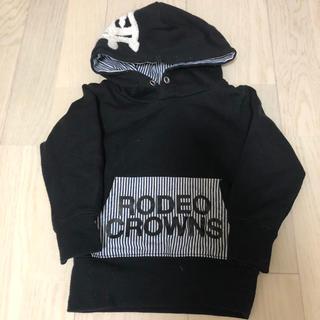 ロデオクラウンズ(RODEO CROWNS)のロデオ クラウンズ  キッズパーカー(ジャケット/上着)