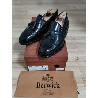 Alden - 極美品レア型番!Berwick(バーウィック)4675 5 1/2 タッセル