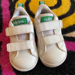アディダス(adidas)のadidas ベビー シューズ 12.0(スニーカー)