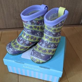 ディズニー(Disney)の新品未使用 レインブーツ長靴 15cm  ディズニー(長靴/レインシューズ)