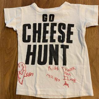 デニムダンガリー(DENIM DUNGAREE)のデニム&ダンガリー  ミッキー Tシャツ 110(Tシャツ/カットソー)