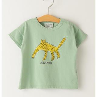bobo chose - 20SS BOBO CHOSES Leopard T-Shirt
