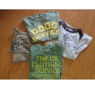 オイル(OIL)のオイルクロージングサービス  Tシャツ(Tシャツ/カットソー)