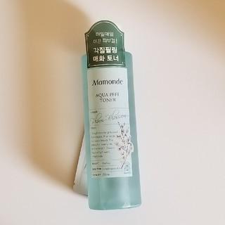 アモーレパシフィック(AMOREPACIFIC)の【新品未使用】マモンド♡アクアピールトナー♡(化粧水/ローション)