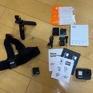ゴープロ(GoPro)のGoPro HERO8 限定BOXセット 箱なし おまけ付き(コンパクトデジタルカメラ)