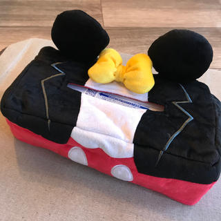 ディズニー(Disney)のDisney ティッシュケース(ティッシュボックス)