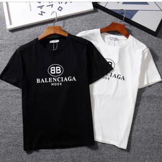Balenciaga - ノベルティ バレンシアガ 男女兼用ロゴトップス