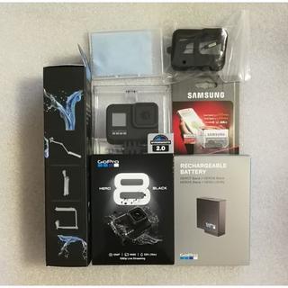 ゴープロ(GoPro)の新品64GB GoPro HERO8 BLACKセット(ビデオカメラ)