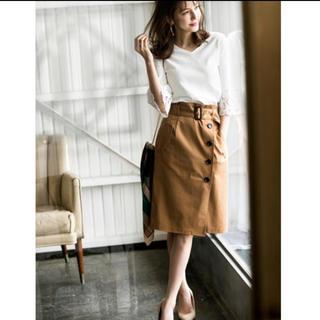 JUSGLITTY - 美品✨ジャスグリッティー トレンチタイトスカート