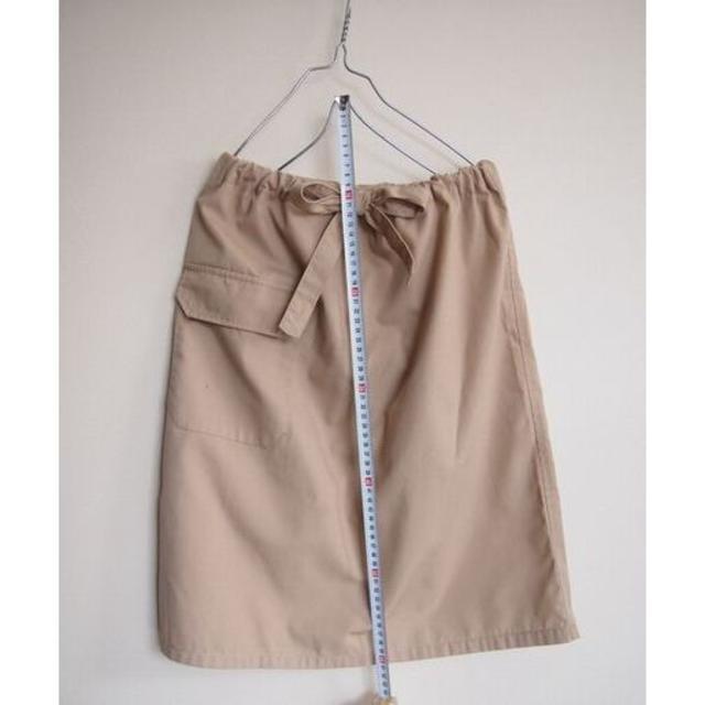 JOURNAL STANDARD(ジャーナルスタンダード)のジャーナルスタンダード*チノスカート*前リボン* レディースのスカート(ひざ丈スカート)の商品写真