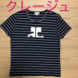 クレージュ(Courreges)の美品!クレージュ(Tシャツ(半袖/袖なし))