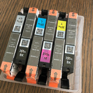キヤノン(Canon)のCanonプリンター用インク(オフィス用品一般)