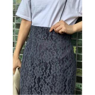 IENA - Whim Gazette ウィムガゼット レーススカート
