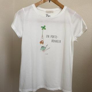エニィスィス(anySiS)のany SiS Tシャツ(Tシャツ(半袖/袖なし))