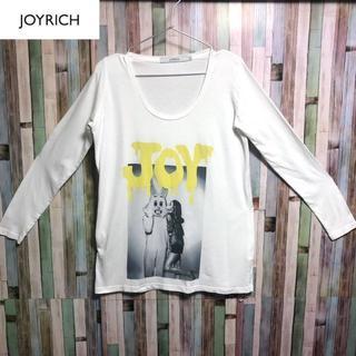 ジョイリッチ(JOYRICH)のJOYRICH JOY 長袖Tシャツ (Tシャツ/カットソー(七分/長袖))