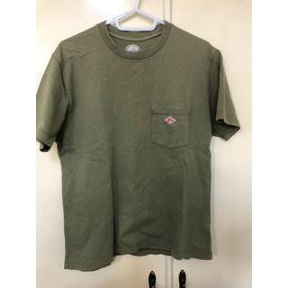 ダントン(DANTON)のDANTON ダントン Tシャツ カーキー 36(Tシャツ/カットソー(半袖/袖なし))