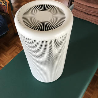バルミューダ(BALMUDA)の無印良品 空気清浄機 MJ-AP1(空気清浄器)