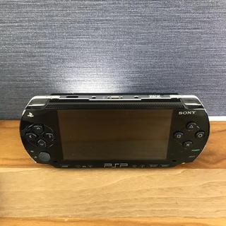 SONY - PSP-1000 BLACK