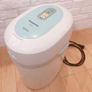 パナソニック(Panasonic)の【パナソニック】生ゴミ処理機 MS-N23-G グリーン(生ごみ処理機)