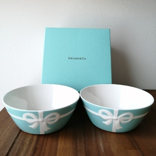 ティファニー(Tiffany & Co.)のTiffany★ブルーボックスボウル(食器)