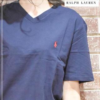 Ralph Lauren - POLO ラルフローレン Tシャツ ユニセックス キッズ160-165cm L紺