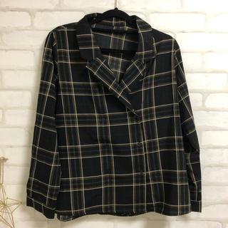 アルシーヴ(archives)のチェックシャツ(シャツ/ブラウス(長袖/七分))
