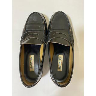 ハルタ(HARUTA)のHARUTA ローファー 24.5cm(ローファー/革靴)