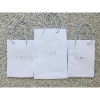 アールエムケー(RMK)のRMK 紙袋(ショップ袋)
