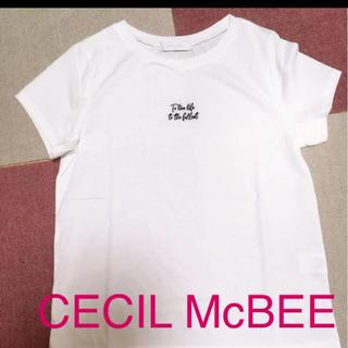 CECIL McBEE - CECIL McBEE Tシャツ