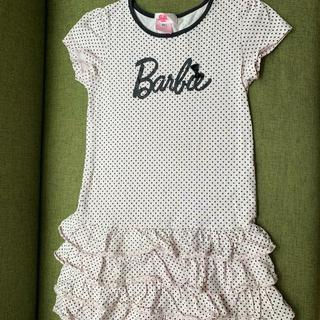 Barbie - バービー ワンピース チュニック 140 Tシャツ