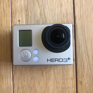 ゴープロ(GoPro)のgopro hero3+(コンパクトデジタルカメラ)