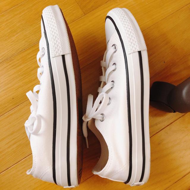 CONVERSE(コンバース)の【converse】ローカットスニーカー レディースの靴/シューズ(スニーカー)の商品写真