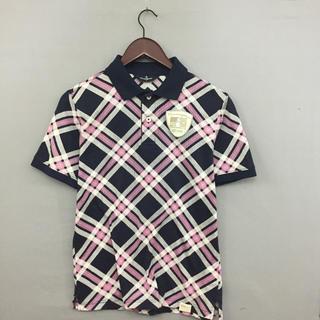 Munsingwear - 【美品・良品】マンシングウェア Munsingwear ポロシャツ ワッペンロゴ