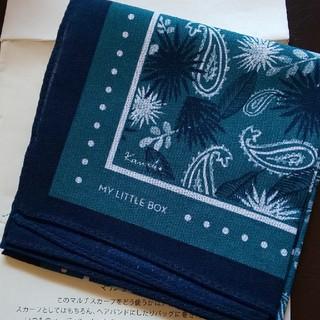 マイリトルボックス  スカーフ(バンダナ/スカーフ)